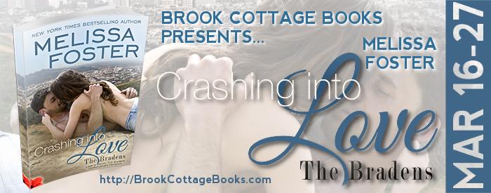 Crashing into Love Tour Banner 1