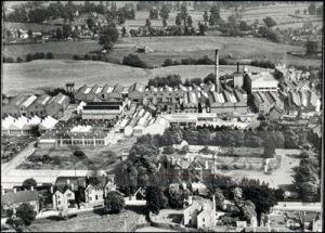 Avon Factory, Melksham way back when