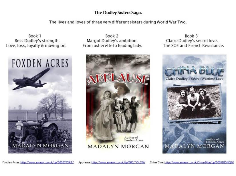 Madalyn's books