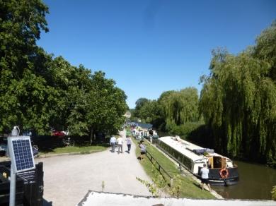 Avon and Kennet Canal, Bathampton