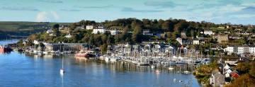 Kinsale estuary