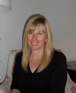 Sue Fortin author pic