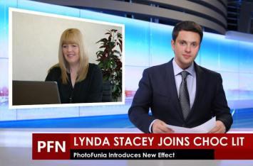 Lynda joins Choc Lit