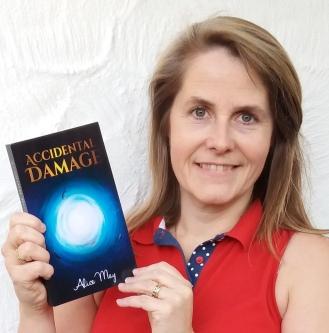 author-plus-book-photo