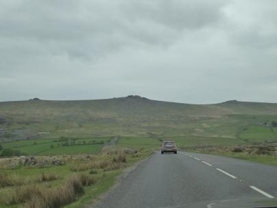 Grey Skies on Bodmin Moor
