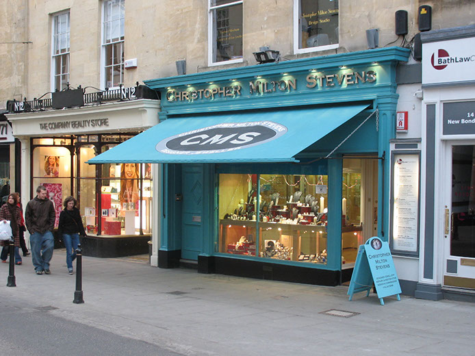 CMS Shop