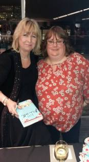 Me with Jilll Mansell