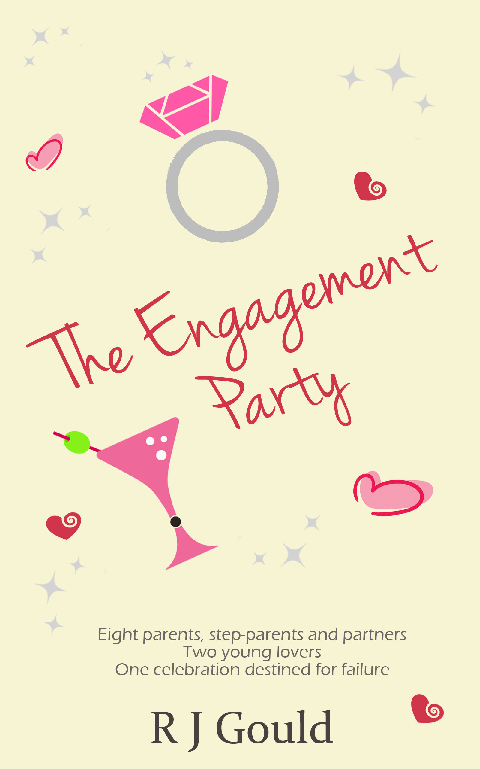 The Engagement Party_cover