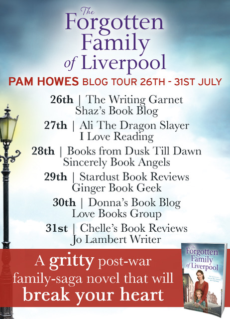 Forgotten Family of Liverpool Blog Tour