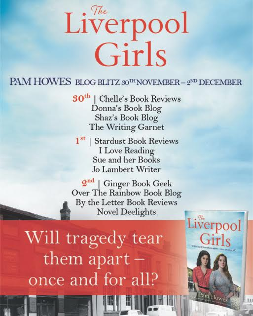 Blog Blitz Girls of Liverpool