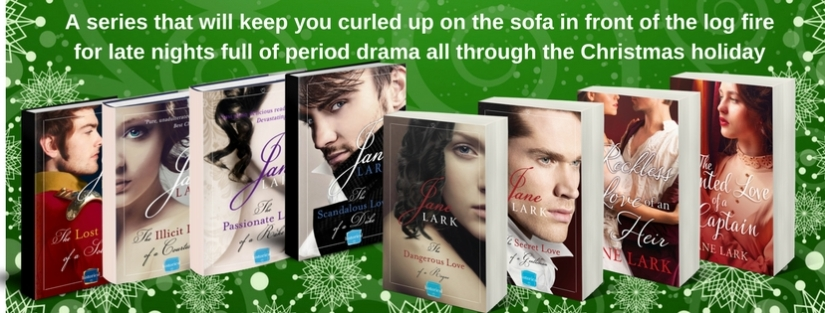 A series that will keep you curled up on the sofa in front of the log fire all