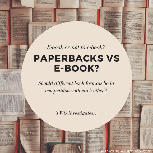 E-book or not to e-book?