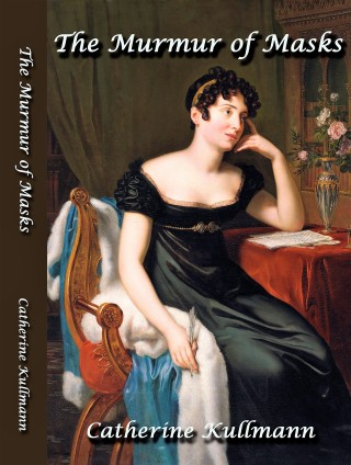Portrait of Lady Morgan (Sydney Owenson) (1776-1859), Writer, c.1818, Artist: RenÈ ThÈodore Berthon. A lady in an empire line dress seated on a chair beside a writing desk. Pen in hand. A vase of flowers.