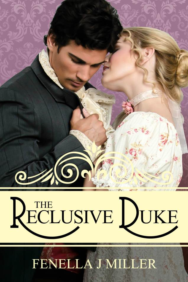 The Reclusive Duke Cover LARGE EBOOK