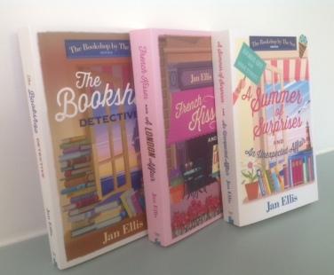 JE books x 3