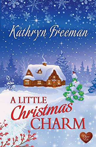 A LITTLE CHRISTMAS CHARM - COVER