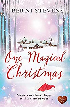 one magical christmas cover