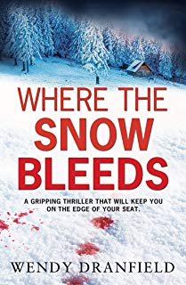 where the snow bleeds cover