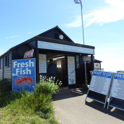 Fish Shack Aldeburgh