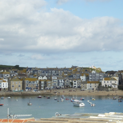 That iconic St Ives shot...