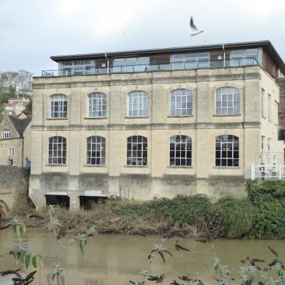 Spencer Moulton's former offices
