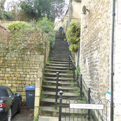 St Margaret's Steps