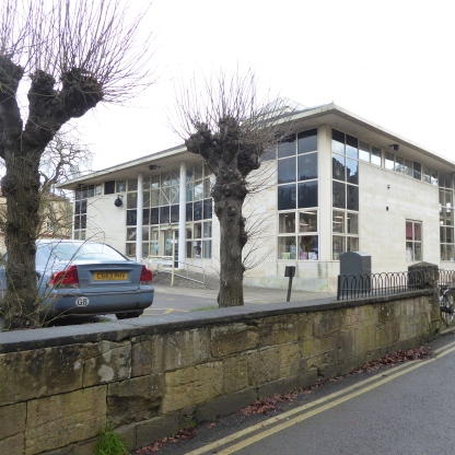 New Town Library